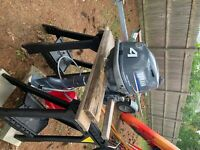 4 hp outboard motor yamaha