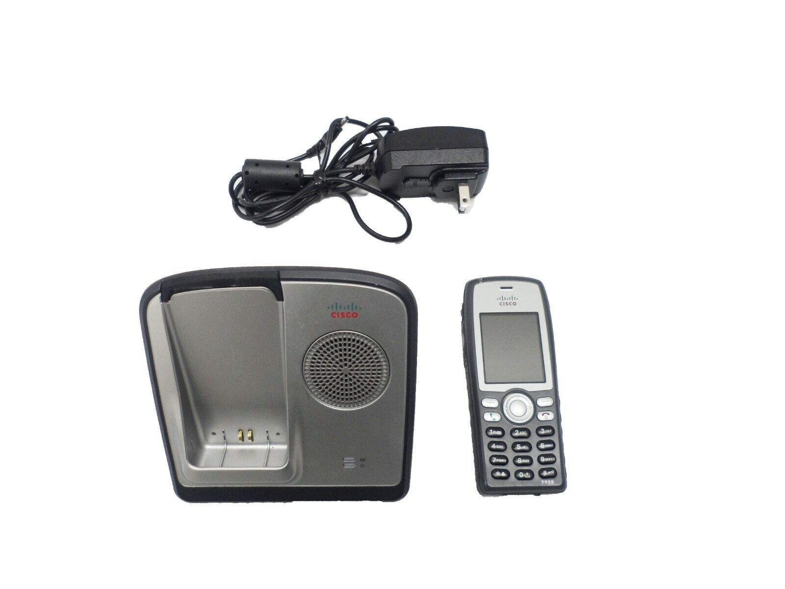 Cisco 7925 Wireless Phone ~ CP-7925G-A-K9 ~ tested ~ FREE SHIPPING