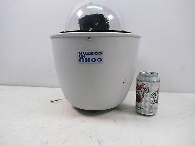 Cohu Costar Hd25-1000 Commercial Surveillance Security Dome Camera Ptz Hd Large