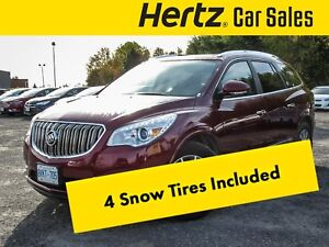 2016 Buick Enclave AWD, LEATHER EDITION 3.6L V6, 7 Seat, DUAL PA