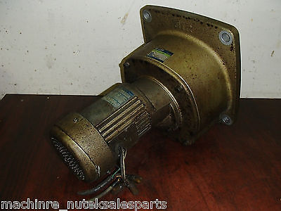Nissei Induction Gear Reducer Motor Gifb-40-44-t020 Gt-step 3 Phase 4 Poles