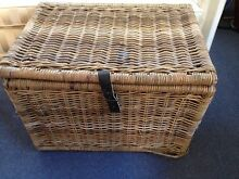 Ikea Wicker chest Castlecrag Willoughby Area Preview
