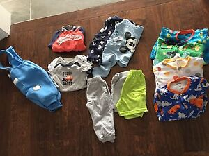 9 - 12 month boy clothing lor