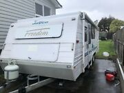 2004 Jayco Freedom Poptop with Bunks Claremont Glenorchy Area Preview
