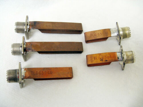 5) Coupling Loops For MOTOROLA  Duplexer Cavities  DB Products Lot #2