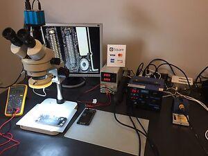 iPhone & iPad Screen Repair, Micro-soldering service