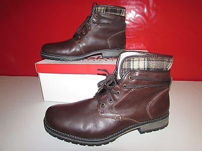 Rieker F0930, Herren Chukka Boots, Braun (mokka/braun 25), EU 42