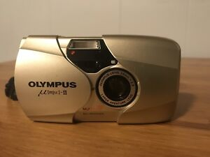 Olympus Stylus Epic / Mju ii 35mm Film Camera f2.8