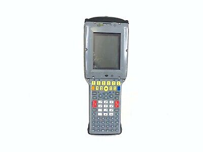 Psion Teklogix 7535 Numeric Handheld Barcode Scanner