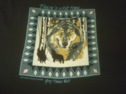Gray Timber Wolf Vintage Shirt ( Used Size XL ) Very Good Condition!!!
