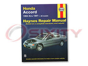 Honda Service Repair Manual