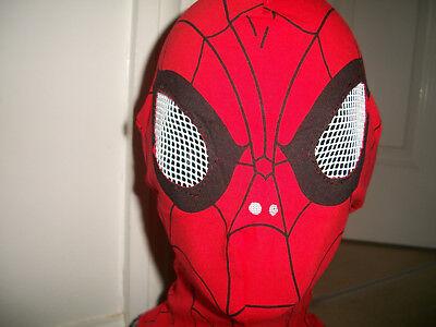 Halloween-spiderman (Horror Halloween Spiderman streach fabric  mask)