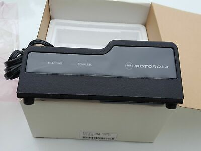 Motorola Ntn5538c Charger Mt1000 Ht600 Mtx800 900 P200 Etc New
