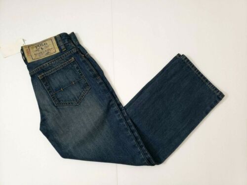 POLO RALPH LAUREN BOYS JEANS PANTS VARIOUS SIZE MSRP $45 - NWT/FREE SHIPPING!!!