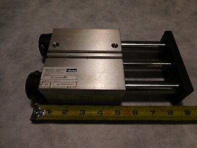 Parker P5t-j032dhse075 Pneumatic Air Slide 32mm X 75mm 1.25 X 3