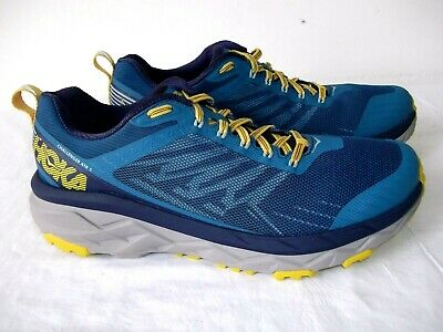 MENS HOKA ONE ONE 'CHALLENGE ATR 5' RUNNING TRAINERS 9.5 UK EXCELLENT!!