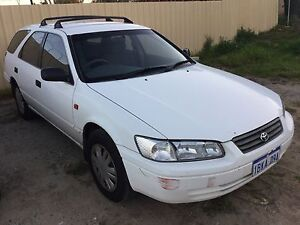 2001 Toyota camry wagon csi 4 cyl  auto Silver Sands Mandurah Area Preview
