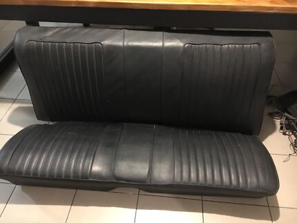 Plymouth duster demon dart valiant rear seat