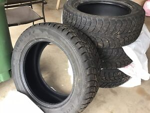 235/55R17 4month old
