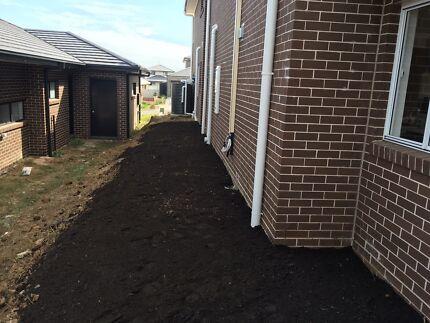 Excavator Bobcat Tipper Hire