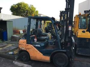 2.5T LPG Counterbalance Forklift Welshpool Canning Area Preview