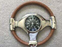 Battery Powered Car Steering Wheel Clock
