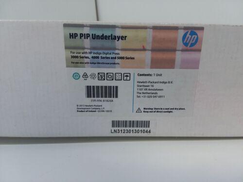 HP Indigo PIP Underlayer B1B26A