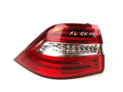 Mercedes Benz ML Klasse W166 Hinter Links Seite Rücklicht Rück Licht Lampe