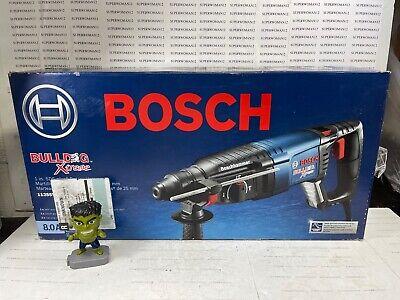 Bosch 11255vsr 8 Amp 1 Sds-plus Bulldog Xtreme Corded Rotary Hammer Drill-new