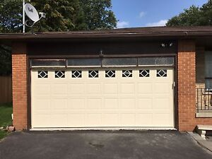 1 year old garage for sale