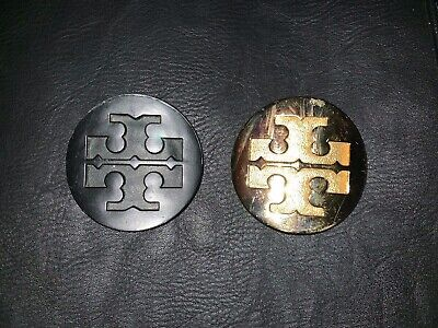 TORY BURCH LOT OF 2 REPLACEMENT SHOE HARDWARE
