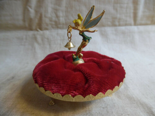 Vintage Tinkerbell Pin Cushion