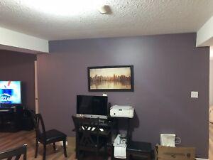 2 bedroom Basement apartment separate entrance