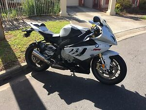 2011 BMW S1000RR with ABS and DTC Ferryden Park Port Adelaide Area Preview
