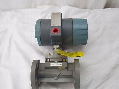 Foxboro Model 83 F-d3qs1sstjz Flowmeter