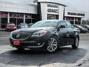 "2015 Buick Regal Turbo 2.0L, 18"" Alloys, Heated Leather, Bluetoo"