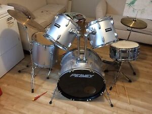 Drums for sale.