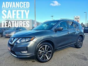 2017 Nissan Rogue SL Platinum Leather Roof Navi  FREE Delivery