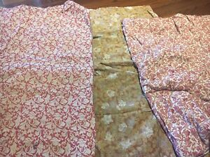 3 handmade quilts in very good condition