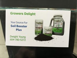 Soil Booster Plus