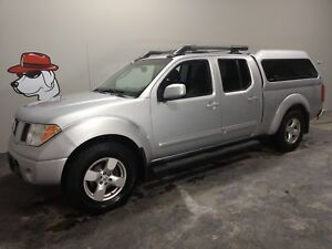 2008 Nissan Frontier LE CREW 4WD  ***Located in Owen Sound***