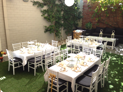 Kids Size Tiffany Chairs For Hire Perth