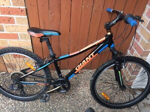 MOUNTAIN BIKE GIANT XTC 24 inch boys