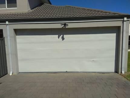 Centurion Garage Doors Single Wooden Looking Building Materials