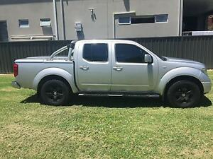 2010 Nissan Navara Ute Greenacre Bankstown Area Preview