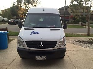 2013 Mercedes-Benz Sprinter 313 CDI LWB Narre Warren South Casey Area Preview