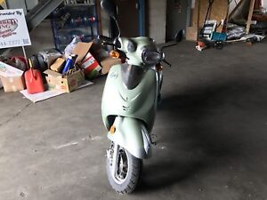 2007 Milano Scooter 150cc
