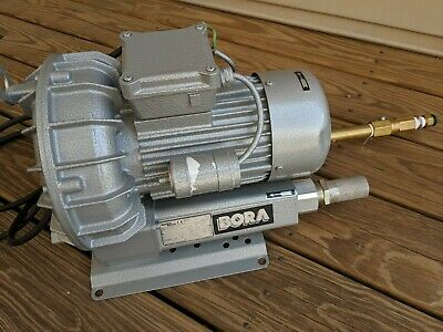 Vacuum Pump Sap 50 Riestchle Thomas Bora Check Mint