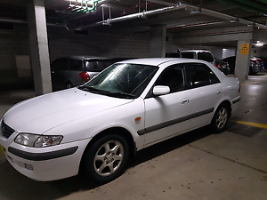 Mazda 626 2002 for sale Waterloo Inner Sydney Preview