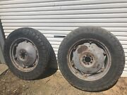 "Tractor tyres 12.4x28"" Mount Torrens Adelaide Hills Preview"